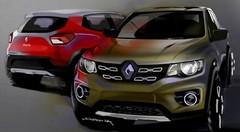 Kwid : la Renault uniquement payable en roupies