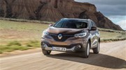 Renault Kadjar (2015) : les fiches techniques du nouveau SUV Renault