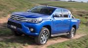 Le Toyota Hilux 2016 se montre enfin sous son vrai jour
