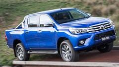 Toyota Hilux : la huitième génération