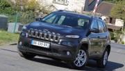 Essai Jeep Cherokee 2.0 MultiJet 140 4×2 : nouvelle clientèle