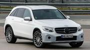 Le nouveau Mercedes GLC retire son déguisement