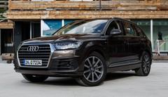 Essai Audi Q7 : Plus, mieux et moins lourd