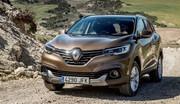 Les prix du Renault Kadjar
