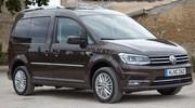 Essai Volkswagen Caddy : ludospace high-tech
