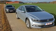 Essai Ford Mondeo vs Volkswagen Passat : Berlines « génium » !