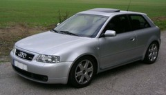 Marche arrière : La Audi S3 MK1