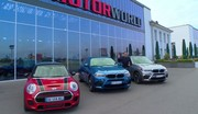 Emission Automoto : X6 M, 4C Spider, Q7