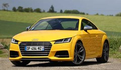 Essai Audi TT S (8S) : L'esprit et la lettre