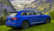 Essai Audi Q7 3.0 TFSI & 3.0 TDI