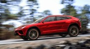 Le futur SUV Lamborghini serait produit en Italie