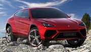 Lamborghini Urus : le futur SUV de la marque produit en Italie ?