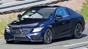 La Mercedes Classe C Coupé à visage découvert !