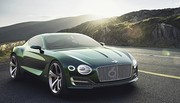 Bentley EXP 10 Speed 6: le grand gagnant de la Villa d'Este