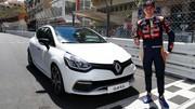 """Premier contact Renault Clio RS Trophy à Monaco : Quand Verstappen """"ménage les freins"""""""