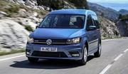 Essai Volkswagen Caddy (2015) : il mise sur ses équipements