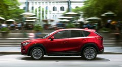 Déjà 1 million de Mazda CX-5