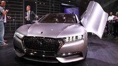 Une DS 8 pour remplacer la Citroën C6 ?