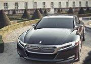 """Une DS 8 au programme pour """"remplacer"""" la Citroën C6 ?"""