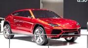 Lamborghini Urus 2018 : le SUV sera produit en Italie