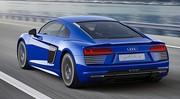 Audi R8 E-Tron Piloted Driving, la première supercar électrique autonome