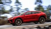 Lamborghini confirme le SUV pour 2018 avec une production italienne
