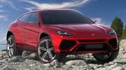 Lamborghini donne le feu vert au SUV