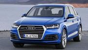 Audi : le SQ7 présenté à Francfort ?