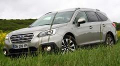 Essai Subaru Outback 2015 2.5i 175 ch