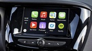 Opel : des modèles équipés d'Android Auto et d'Apple CarPlay dès 2016