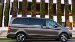 Essai Mercedes Classe V pour famille VIP
