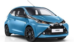 Toyota Aygo : nouvelle version X-Cite