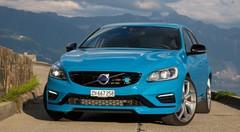 Essai Volvo V60 Polestar: l'étoile bleue