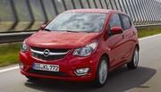 Essai Opel Karl : Le courageux fils d'Adam