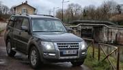 Une motorisation hybride rechargeable pour le nouveau Mitsubishi Pajero