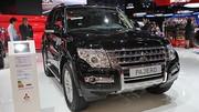 Mitsubishi : le Pajero 5 vendu en Europe dès cet été