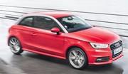 Essai Audi A1 1.6 TDI 116 S tronic Ambiente : Subtil toilettage