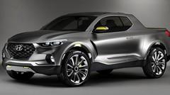 Feu vert pour le séduisant pick-up Hyundai Santa Cruz