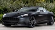 Aston Martin Vanquish : série limitée One of Seven