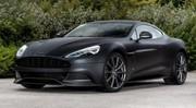 Aston Martin dévoile la Vanquish One of Seven