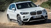 Le BMW X1 passe à la traction