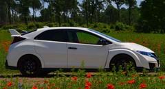 Essai Honda Civic Type R 320 ch 2015: Impressionnante