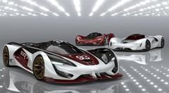 SRT Tomahawk Vision Gran Turismo : 2 490 ch