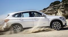 Nouveau BMW X1 2015 : force d'at... traction