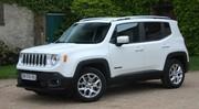 Essai Jeep Renegade 1.6 Mjt 120 ch : Jeepette
