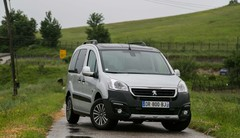Essai Peugeot Partner (B9) TeePee BlueHDI 120 : l'alternative