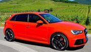 Essai Audi RS3 Sportback 367 ch : The Voice