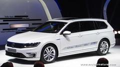 Le prix de la Volkswagen Passat GTE hybride rechargeable