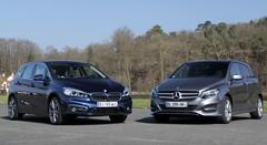 Essai BMW Série 2 Active Tourer vs Mercedes Classe B : un grand classique