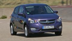 Essai Opel Karl : Tout simplement